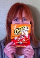 red cheetos