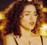 Madonna like a prayer hair