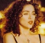 Madonna like a prayer hair