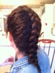 March french braid