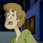 Shaggy Scooby 1