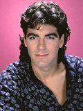 CLOONEY: 1980s HEADSHOT