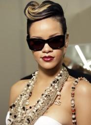 Pompadour Rihanna
