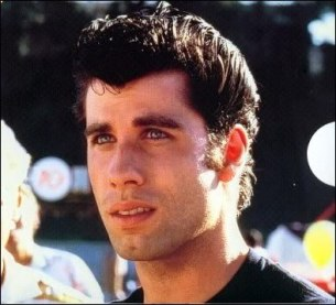 Pompadour Travolta